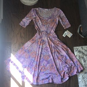 Lularoe - Flowy Spring Dress NWT